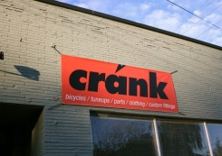 Crank Bicycles will celebrate grand opening tonight