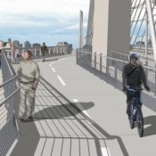 TriMet approves carfree bridge funding: What's in store for bikes?