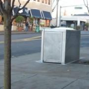 Vancouver (WA) installs four more on-demand bike lockers