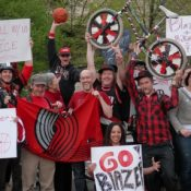 Save the Date: Bike to Blazers is April 3rd