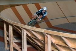 Riding a Velodrome