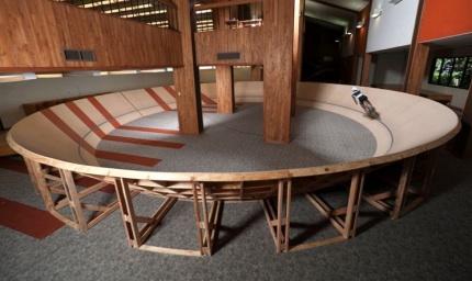 Circulus Miniature Velodrome Portland Design Works, Mini Drome