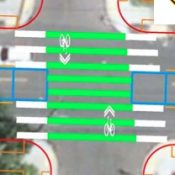 'Cross-bikes': Crosswalks for bikes coming soon to Portland?