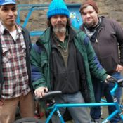 Fixing bikes for those in need: Hanging out with the Wrench Raiders