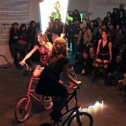 Photos from Zoobomb Mini Bike Winter party