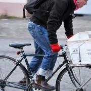 People on Bikes: E Burnside and SE Ankeny