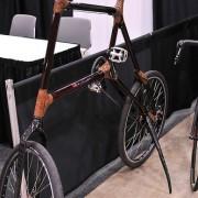 NAHBS sneak peek: Calfee's carbon bamboo tall bike