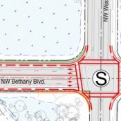 Bethany Blvd widening approved: See what's in the plans