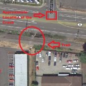 What if Bret Lewis was crossing Tualatin-Valley Highway?