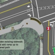 Get a sneak peek at potential changes coming to Lloyd District bikeways