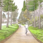 Clackamas set to break ground on Trolley Trail