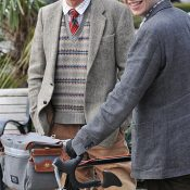 Photos from a jolly good Tweed Ride