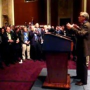 Watch Blumenauer's speech at Bike Summit congressional reception