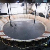 'Circulus' mini-drome all set up in Portland: Now what?