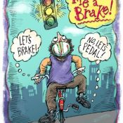 Bike Law 101: Guidance for the 'Dilemma Zone'