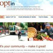 """Have you joined Metro's """"Opt In"""" opinion panel yet?"""