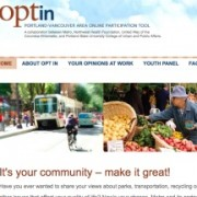 "Have you joined Metro's ""Opt In"" opinion panel yet?"