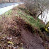 Parks Bureau monitoring landslide near Springwater Trail