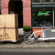Your daily dose of awesome (in e-assist cargo bike form)