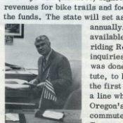 On eve of Summit, a look back at Oregon's bike bill