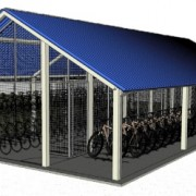 TriMet begins work on 'Bike & Ride' facility at Beaverton Transit Center