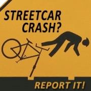 Activist group to track bike/streetcar track crashes