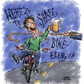 Bike Law 101: Biking under the influence