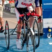 Bike Science: Trigonometry and carbon fiber help Paralympian win