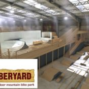 'The Lumberyard' will be Portland's first indoor MTB park