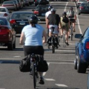 627 people on bikes in just 2 hours on N. Williams Ave