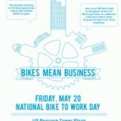 Business leaders to headline Bike to Work Day event
