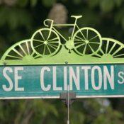 PBOT installs SE Clinton Street bikeway 'enhancements'