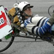 Human powered vehicles take center stage this weekend (Photos)