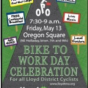 Two more Bike to Work Day events coming up