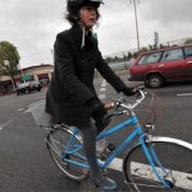 For some, riding on Sandy Blvd is a risk worth taking