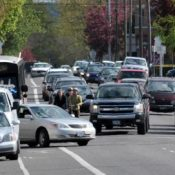 As community weighs in, PBOT mulls one-lane option on Williams