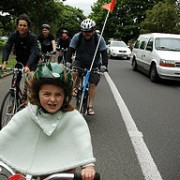 Family biking: Moving towards bike independence