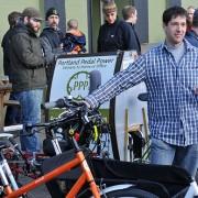 Portland's flourishing cargo bike scene