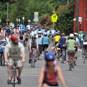 Largest ever crowds for North Portland Sunday Parkways (Photos)