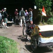 Ride Report: Bike Trailer Summit in Sellwood