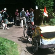 Ride Report: Bike Trailer Summit in Sellwood