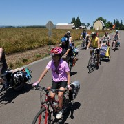 Family bike camping: Portland to Stub Stewart State Park
