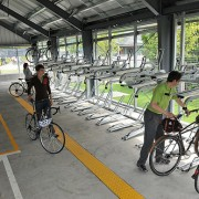 TriMet's largest Bike & Ride opens in Beaverton