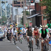 Downtown basks in Sunday Parkways spotlight