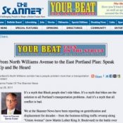 My thoughts on The Skanner's N Williams editorial