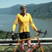 Blazer legend Bill Walton rides the region