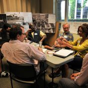 Meeting on Williams project turns into discussion of race, gentrification