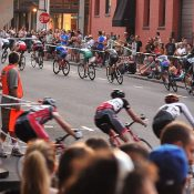 Twilight Criterium draws big crowds to North Park Blocks