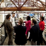US Dept of Commerce tours Chris King manufacturing facility