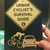 New book is a 'Survival Guide' for bicycling in American cities
